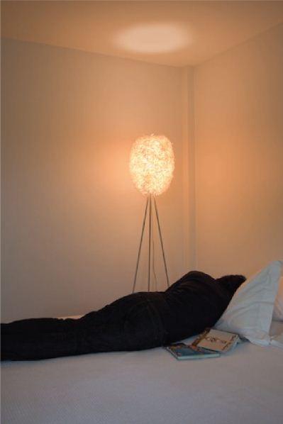 Stjlvolle en natuurlijke staande sfeerlampen