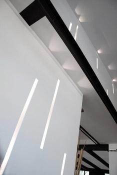 Stoere inbouw wandlampen blade for Gamma verlichting binnen