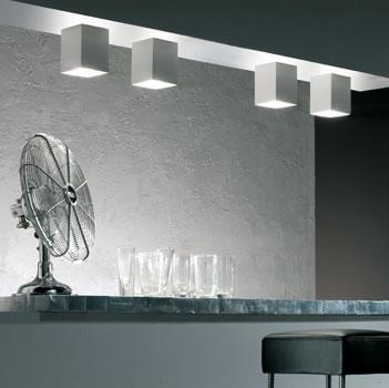 Design opbouwspots en verlichting sidus for Plafondverlichting design