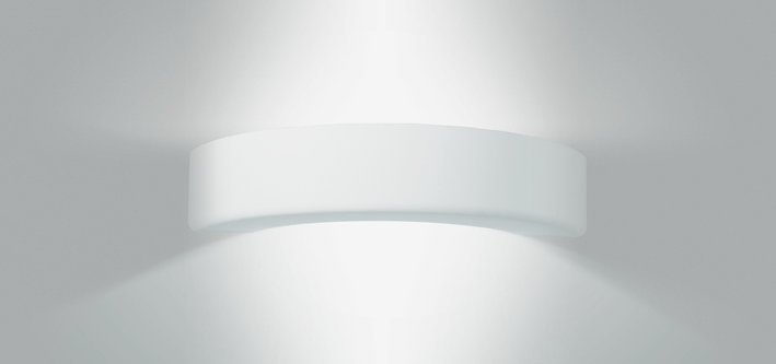 Subtiele wandlampen woonkamer en restaurants