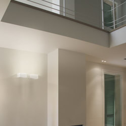 Kleine moderne design wandlampen gips for Gips decor images