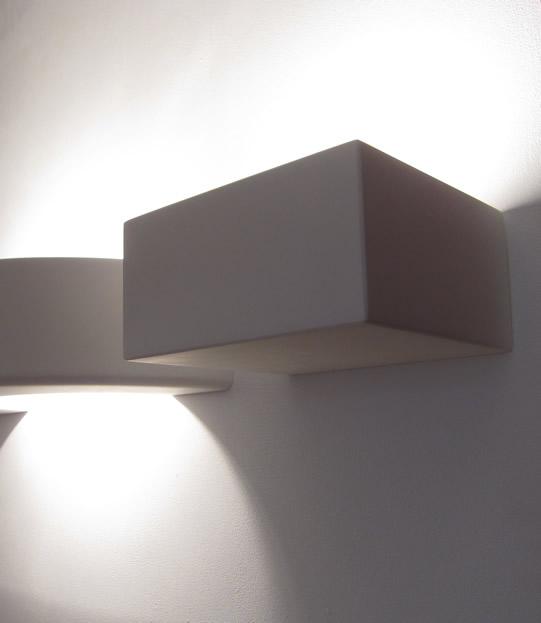 slaapkamer lampen gamma : Diamant vormige lampen