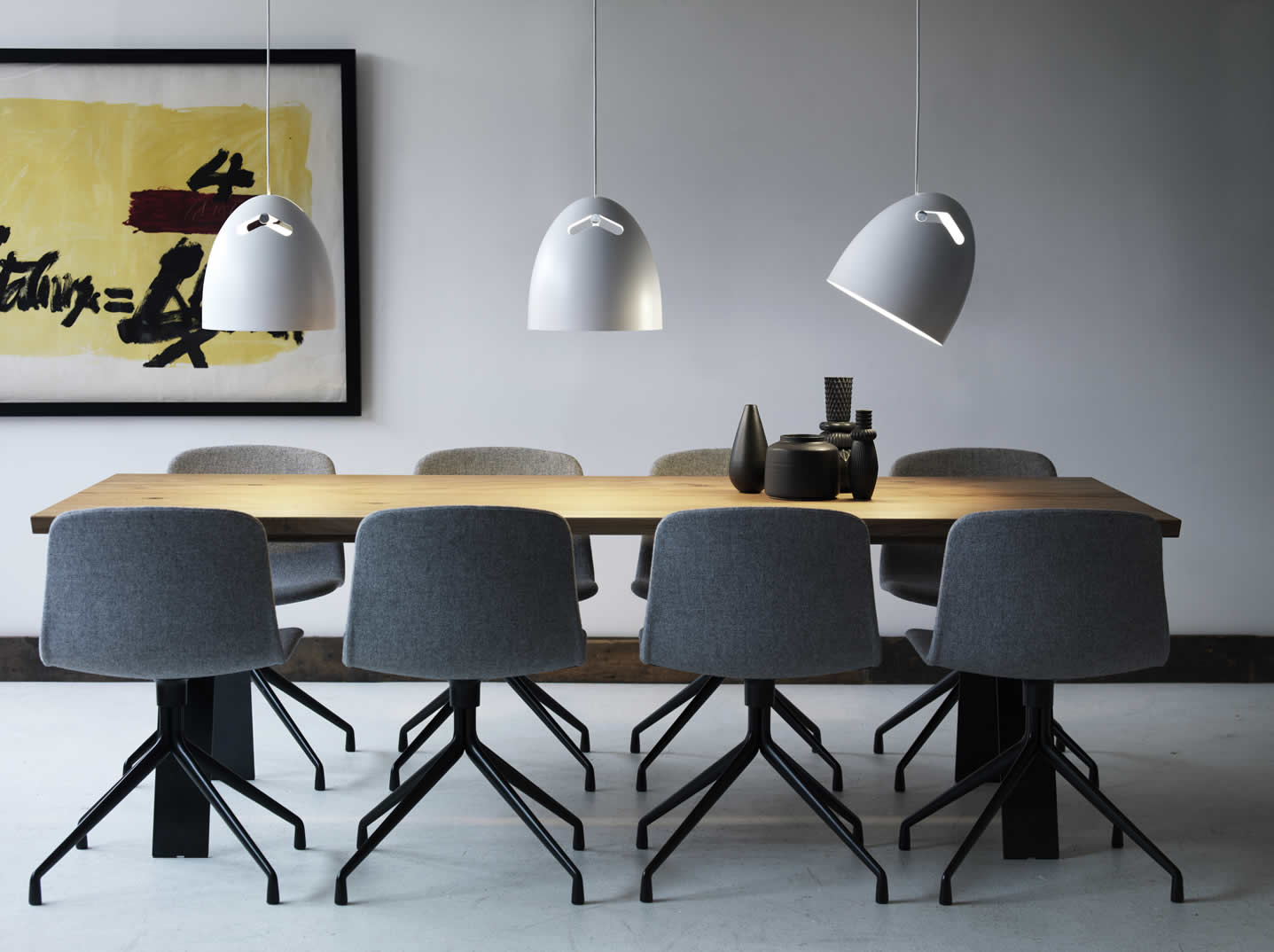 design hanglamp ideaal voor boven de eettafel. Black Bedroom Furniture Sets. Home Design Ideas