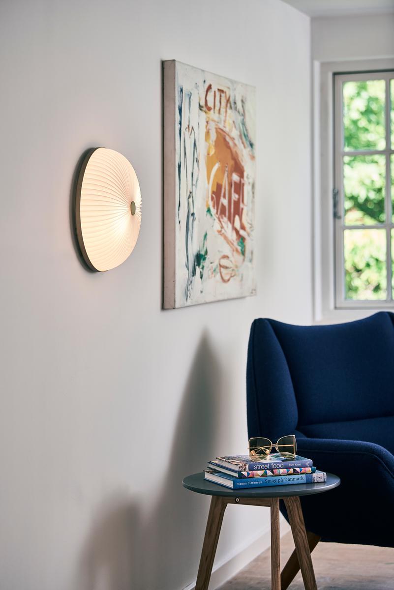 Klassieke en toch moderne look wandverlichting en for Wandlamp woonkamer