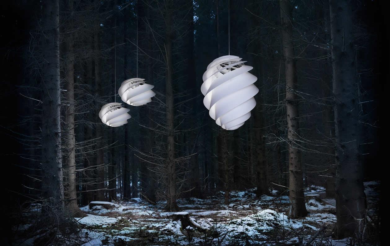 Deense Design Keukens : Moderne Deense design hanglampen