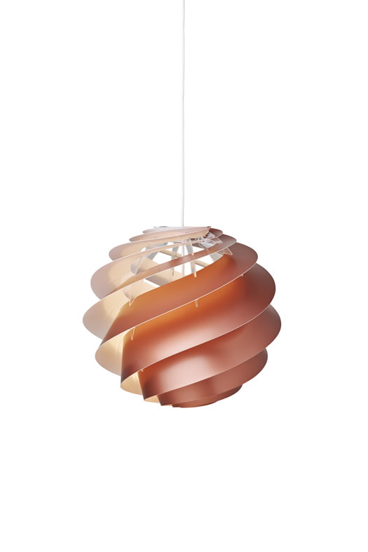 Hanglamp Tafel Swirl 3 Medium