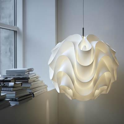 hanglampen woonkamer scandinavisch design