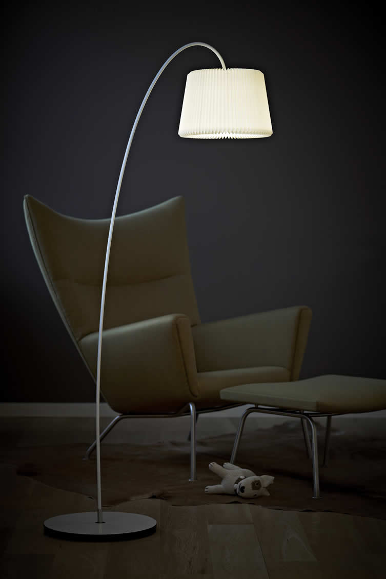 Leeslamp Design Wit