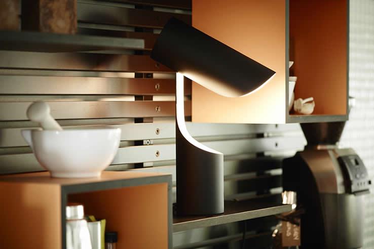 Wandverlichting Led Slaapkamer : LED design leeslamp en tafellampen