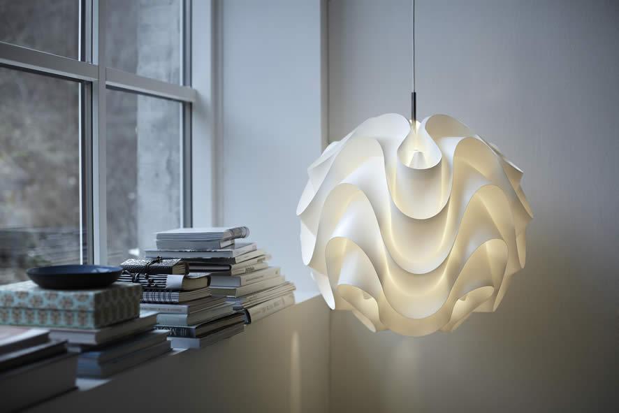 Design Keuken Hanglamp : Elegante woonkamer hanglampen