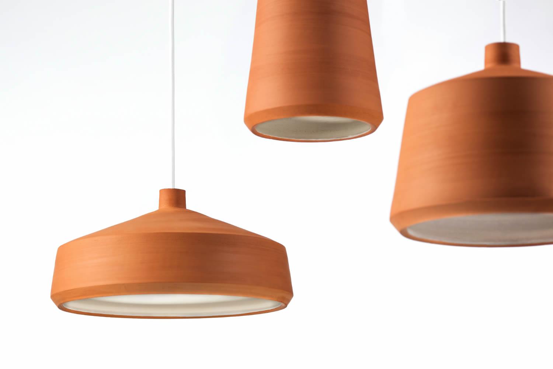 Design Keuken Hanglamp : Keuken en eetafel hanglampen van aardewerk