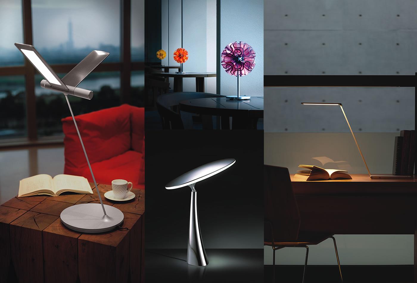 Lampen design en bijzondere moderne verlichting