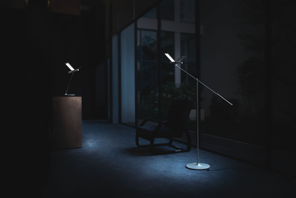 Led Staande Lamp Seagull Floor