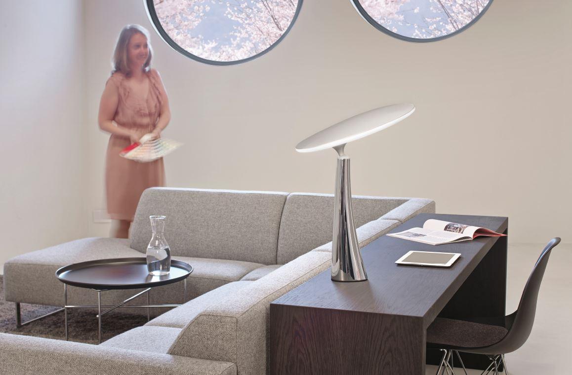 Verlichting Tafellamp. Mini Vouwen Led Leeslamp Bureau Verlichting ...