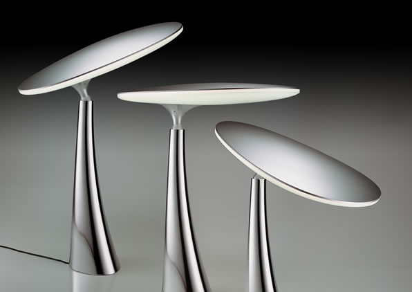 Design LED tafellamp en bureaulamp Coral Reef Table