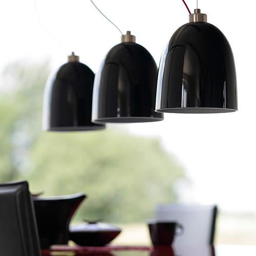 Hanglampen in diverse kleuren Awa