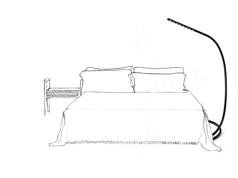 verlichting slaapkamer leeslamp  consenza for ., Meubels Ideeën