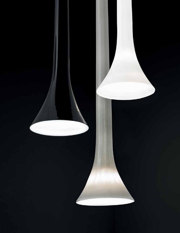 Design Keuken Hanglamp : Glazen hanglampen Sissi