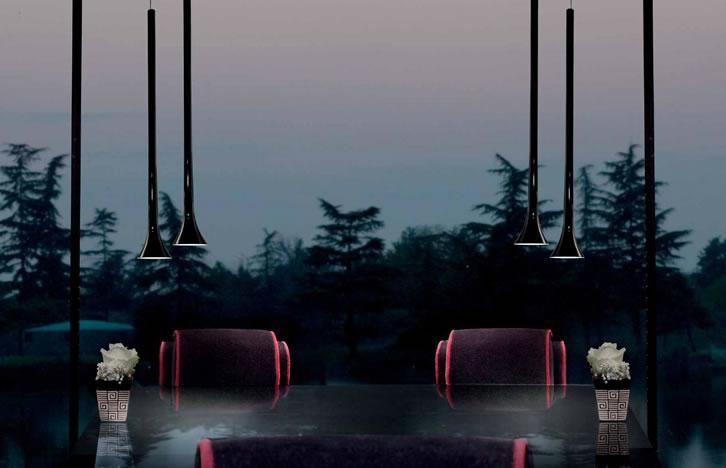 muranoglas exclusieve hanglampen voor slaapkamer. Black Bedroom Furniture Sets. Home Design Ideas