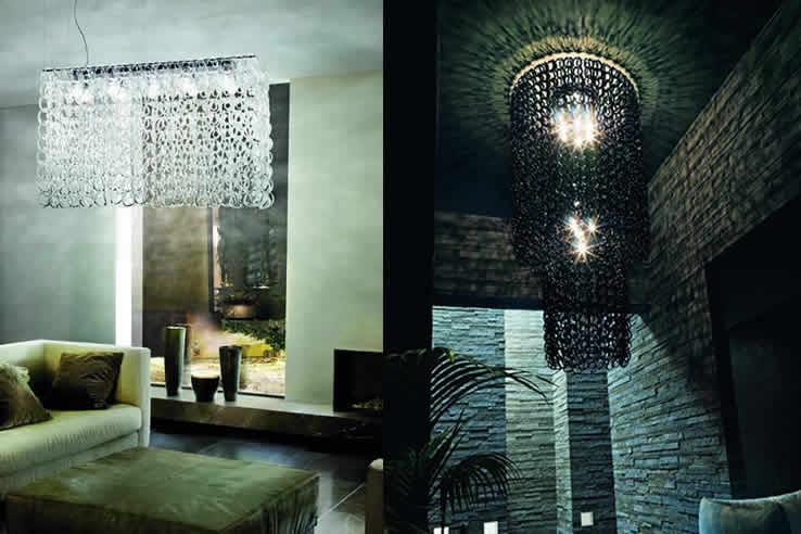 Lampen design en moderne verlichting for Led hanglampen woonkamer