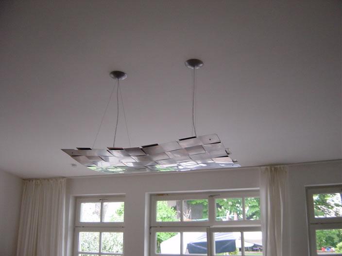Design Hanglamp Slaapkamer : Hanglamp en plafondlamp rvs design plafondverlichting