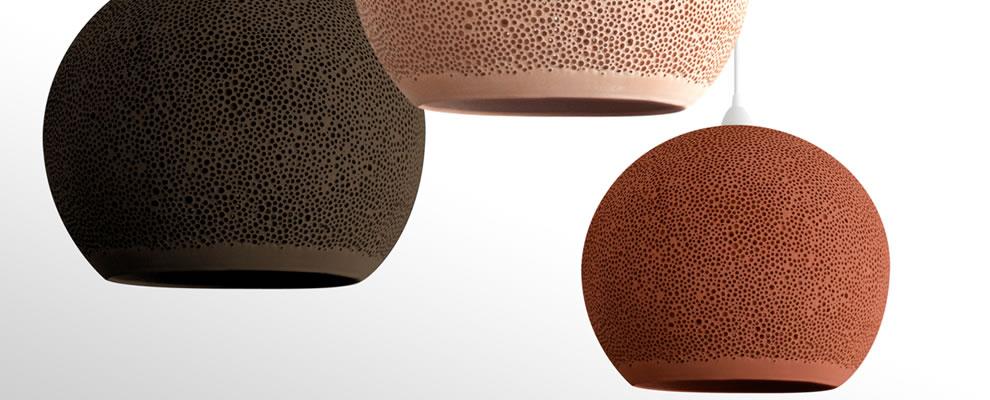 Keramieke Hanglampen In Verschillenden Kleuren