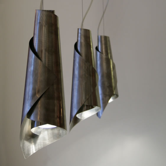 Keuken Lampen Design : Stainless Steel Pendant Light Fixtures for Kitchen