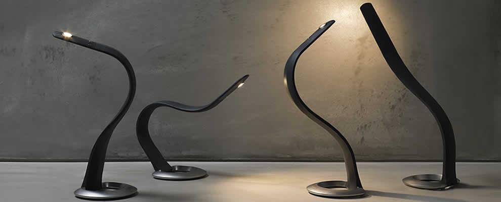 moderne dimbare led leeslampen. Black Bedroom Furniture Sets. Home Design Ideas
