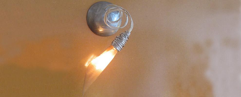 Sfeervolle moderne woonkamer wandlamp for Wandlamp woonkamer