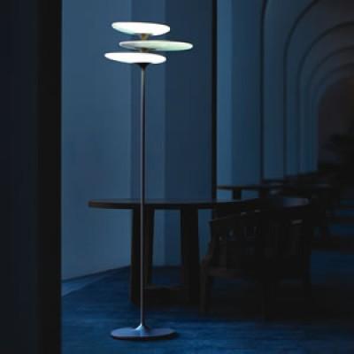 moderne led vloerlamp en leeslamp