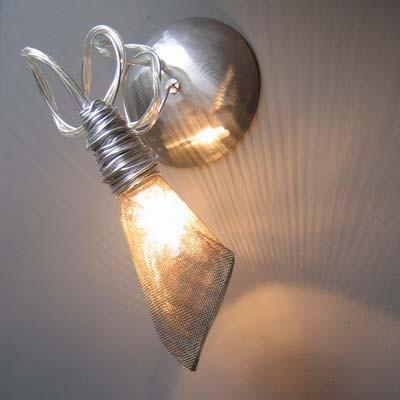 Bijzondere wandverlichting en plafondlamp