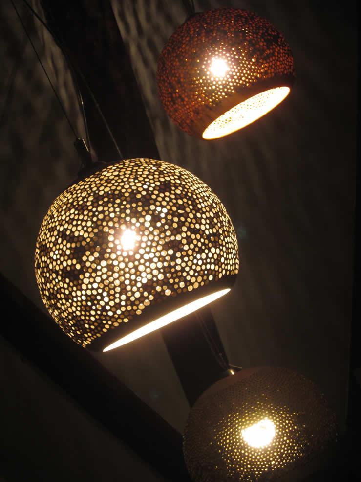 Super Keramieke hanglampen in verschillenden kleuren VL-57