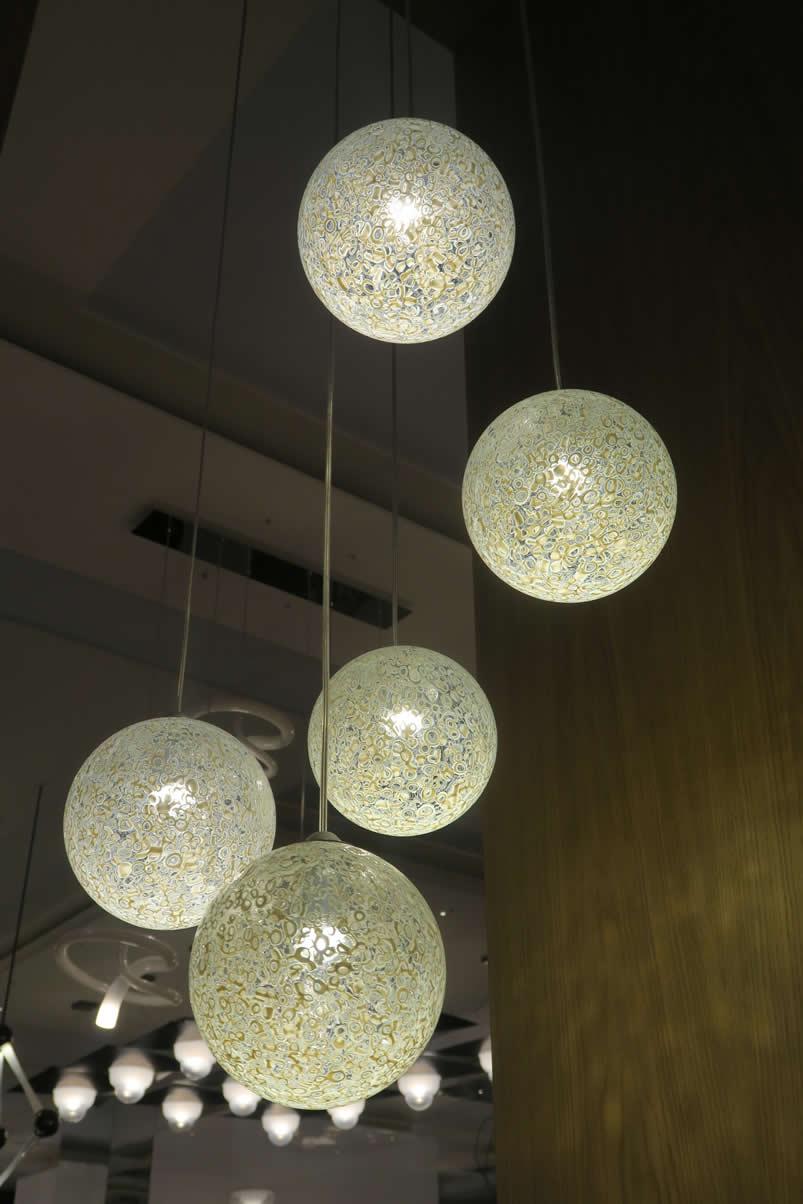 Onwijs Schitterende design hanglampen KI-81