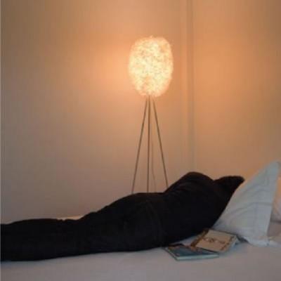 Decoratieve vloerlamp