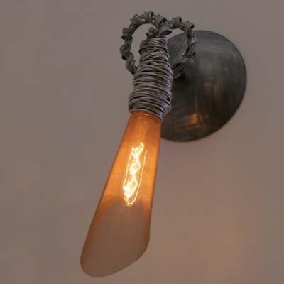 Sfeervolle wandlamp
