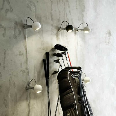 wandlampen spotjes